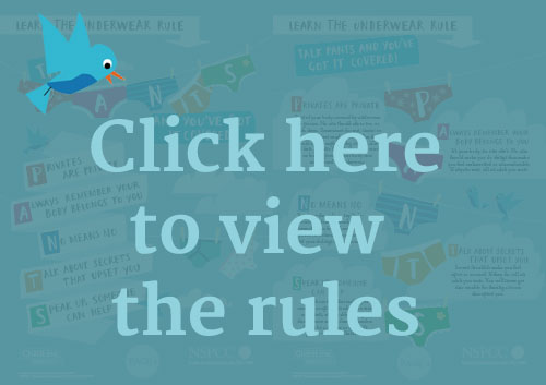 Click to view the Underwear Rule poster