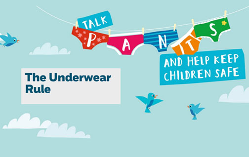 Image result for pants underwear rule